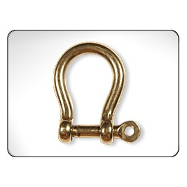PAP SHACKLE 6 mm