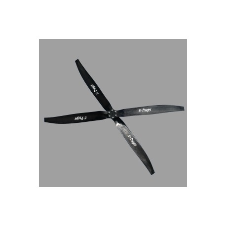 E-PROPS 4 BLADE PROPELLERS