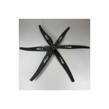 E-PROPS 6 BLADE PROPELLERS