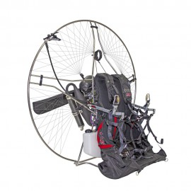 PAP TEAM - SAFARI125 TINOX PARAMOTOR